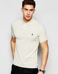 áo thun polo kiểu dáng slim fit