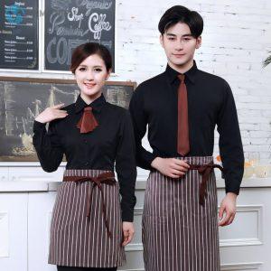Chọn chất liệu vải may đồng phục nhà hàng
