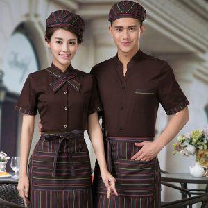 Chọn mẫu thiết kế đồng phục nhà hàng