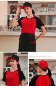 Đồng phục áo thun nhà hàng